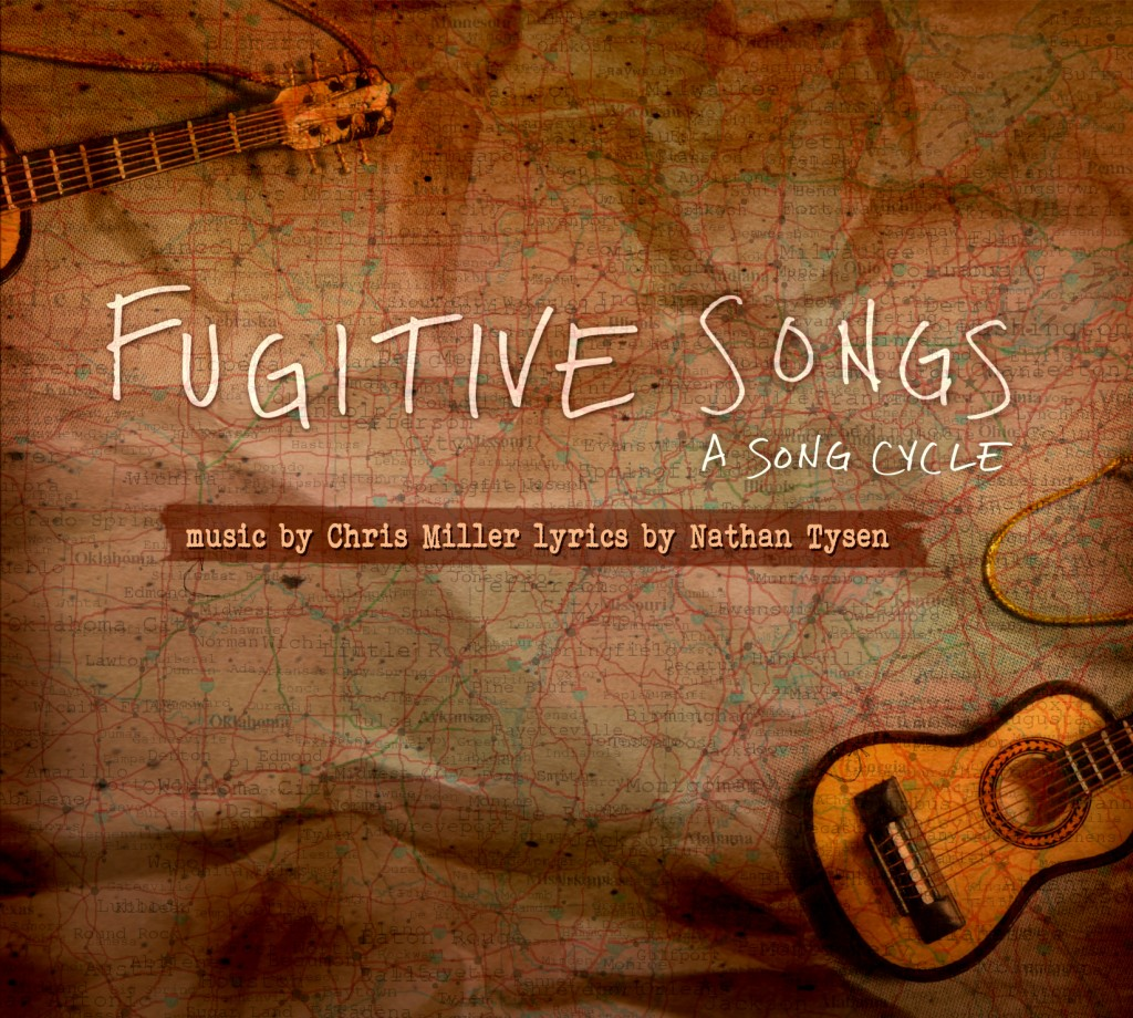 fugitive songs album cover